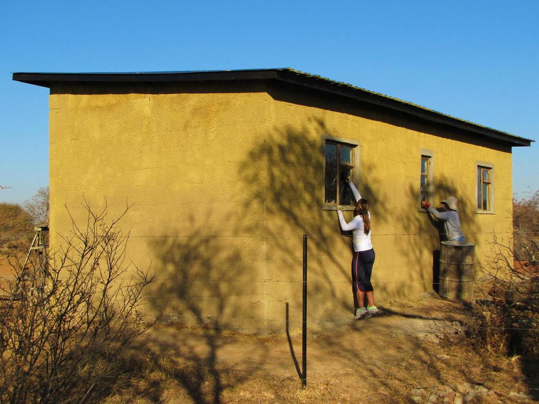 Mahalapye Botswana  City new picture : ... leads Habitat for Humanity Mission Trips: Botswana 2010: Trip detail