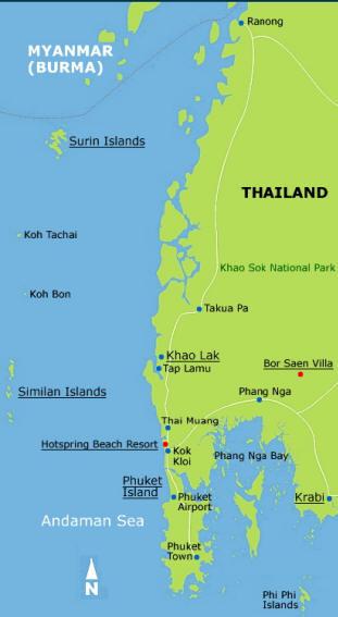 Malaria Karte Thailand.Columbus Global Village Team Leads Habitat For Humanity